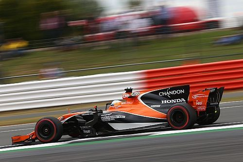 """Penalised Alonso wants """"chaos"""" in British GP"""