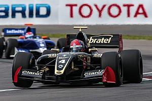 Formula V8 3.5 Reporte de calificación Fittipaldi repite pole para la segunda carrera de la 3.5 en México