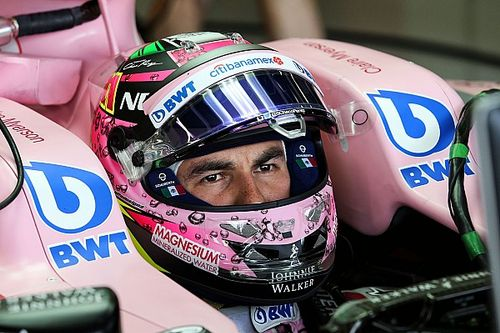 Force India begins Perez contract renewal talks