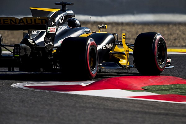 F1 速報ニュース 【F1】ヒュルケンベルグ、新ピレリタイヤで「全開レースまだ無理」