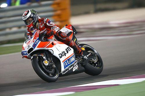 Fotogallery: la giornata conclusiva dei test di MotoGP in Qatar
