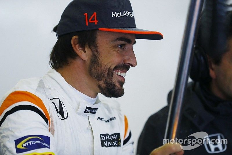 Алонсо решил стартовать в Indy 500, чтобы завоевать «Тройную корону»