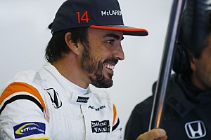 IndyCar Breaking news Alonso: Indy 500 assault motivated by Triple Crown bid