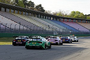 DTM Noticias de última hora Berger dice que 18 coches en el DTM son el mínimo permitido