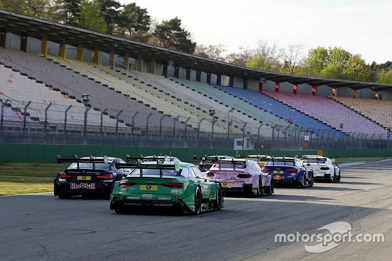 """Berger : 18 voitures, """"le minimum absolu"""" pour le DTM"""