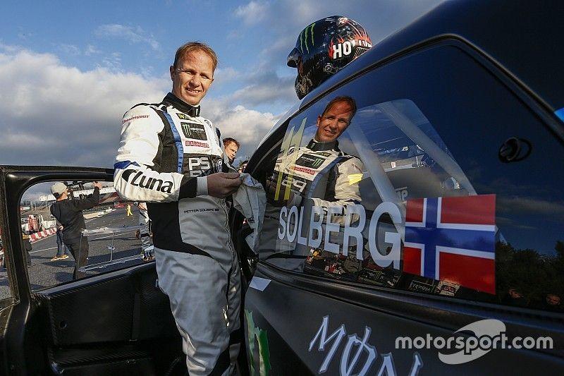 Solberg en tête avant les demi-finales, Loeb quatrième