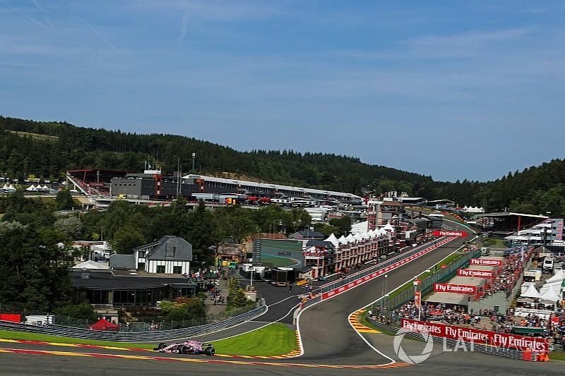 La FIA penalizará cualquier atajo en el Raidillon del GP de Bélgica
