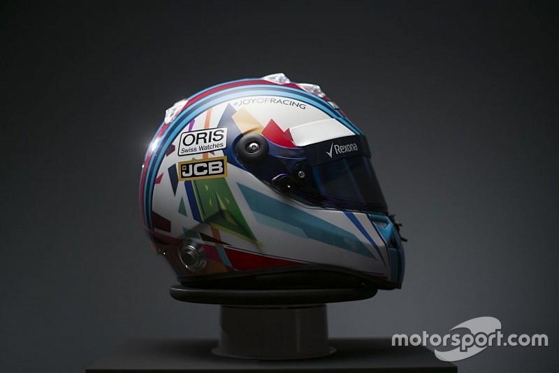 Martini розфарбує шолом Масси в нові кольори