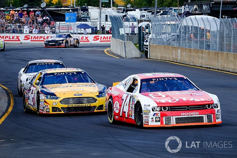 Title chase heating up in NASCAR Pinty's Series