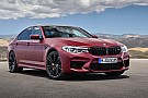 Automotive El BMW M5 2018, el más potente de la saga