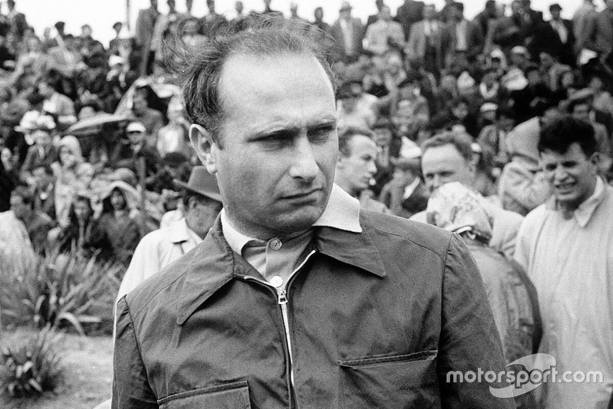 No aniversário de Fangio, veja como o lendário piloto domina a F1 ao lado de Senna, Schumacher e Hamilton