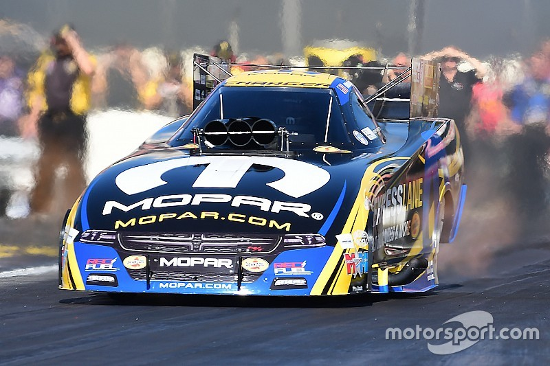 Hagan, Kalitta, Anderson and M. Smith secure No. 1 qualifiers Saturday in Norwalk