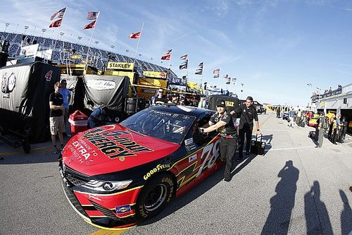 Truex talks template inspection issues and rectifying them