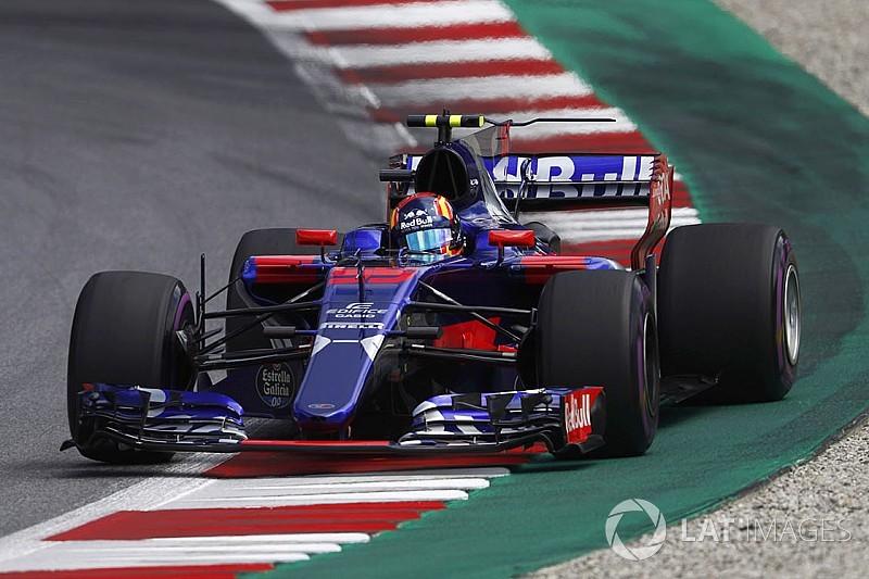 Sollievo in Toro Rosso: la STR12 di Sainz ha passato le verifiche