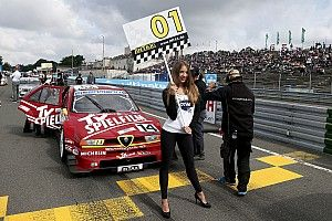 Norisring fans wowed by Tourenwagen Classics race