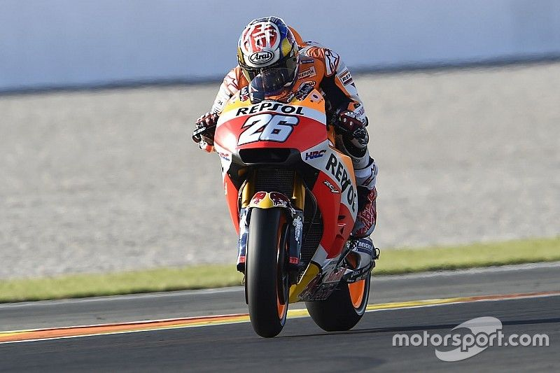 Pedrosa signed up by Wasserman management group