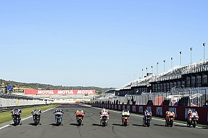 Horarios GP de Valencia de MotoGP