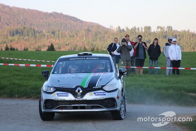 Clio R3T Alps Trophy: Ein weiterer Sieg im Palmarès von Florian Gonon