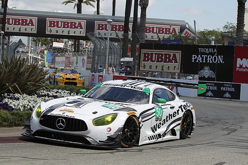 "Mercedes-AMG hails ""amazing"" start to its IMSA campaign"