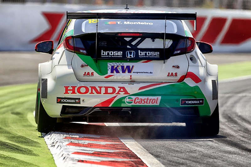 Honda en mode défense ce week-end à Monza