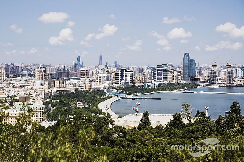 Formel 1 Baku 2019: Das 1. Training im Formel-1-Live-Ticker