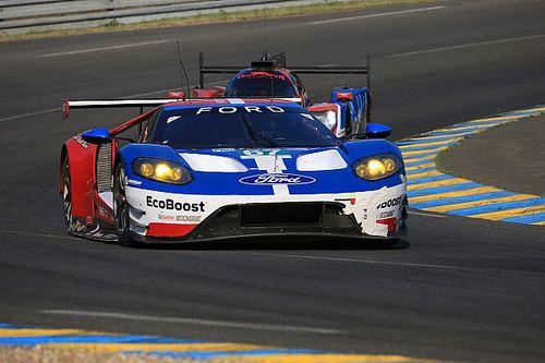 Nincs más választás: végig padlógáz lesz Le Mans a Ford számára