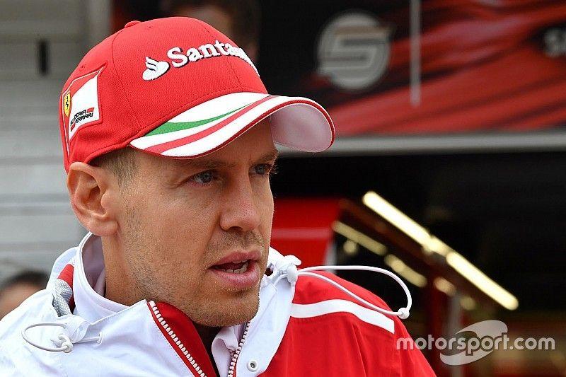 "Vettel in ""no rush"" to sign new Ferrari deal"