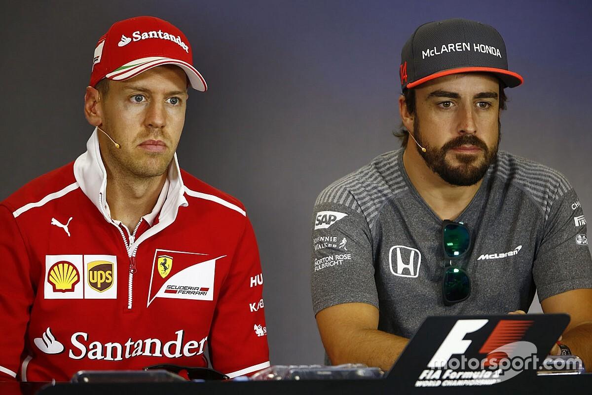 В Renault подтвердили интерес к Алонсо