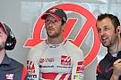 Grosjean cree que debe controlar la frustración para ser un piloto top