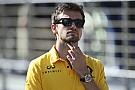 Formula 1 Palmer: Aracın potansiyeli de benim potansiyelim de kesinlikle iyi