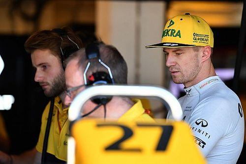 Renault: Hulkenberg sarà penalizzato per la sostituzione del cambio