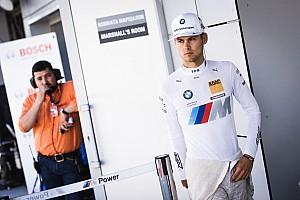 DTM News DTM 2017: Polesitter Tom Blomqvist in Moskau disqualifiziert