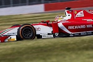 Silverstone F2: Leclerc maintains perfect qualifying streak