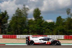 WEC Nürburgring: Porsche 1-2 in tweede training