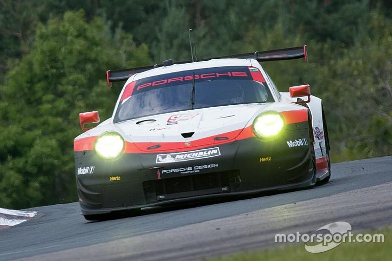 Bruni centra la prima pole con Porsche a Lime Rock Park