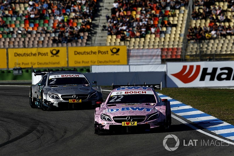 """Gefühle vor Mercedes' letzter DTM-Saison: """"Viele letzte Male"""""""