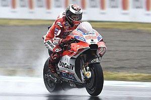 Jika hujan, Lorenzo yakin rebut podium