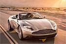 Automotive Aston Martin DB11 Volante Cabrio 2018