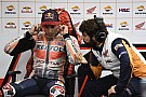 """MotoGP """"Cualquier marca querría que Marc hiciera con su moto lo que hace con la Honda"""""""