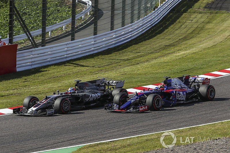Haas hopes to benefit from Renault/Toro Rosso driver change