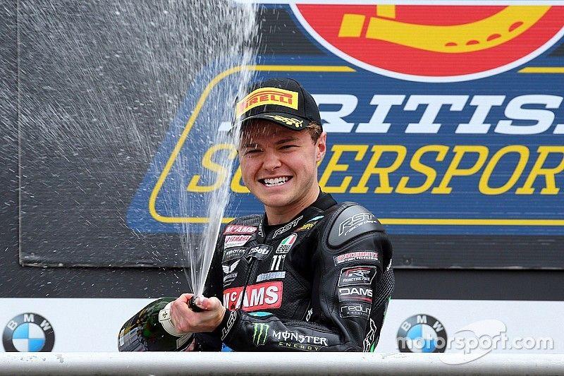 Tarran Mackenzie firma con il Kiefer Racing fino a fine stagione