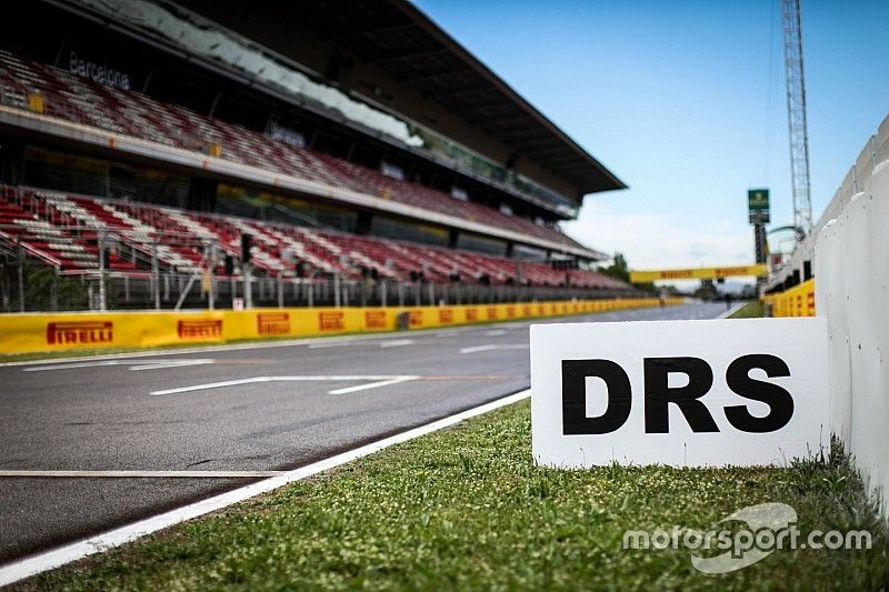 FIA extends main DRS zone for Spanish GP