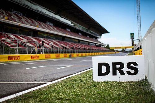 FIA verlengt DRS-zones in Spanje om inhalen te bevorderen