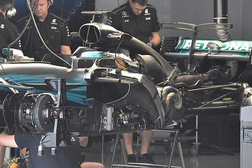 Gallery: Key F1 tech shots at Japanese GP