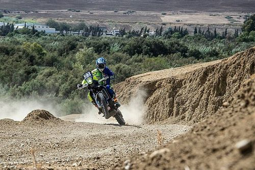 Rally of Morocco: TVS Sherco's Pedrero fifth after Stage 3