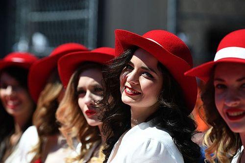 Russische GP vindt dat grid girls moeten terugkeren