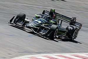Gateway resurfaces oval ahead of August IndyCar round