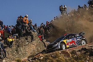 WRC Son dakika M-Sport, Ogier'in şampiyonluğu için takım emri uygulamaya hazır