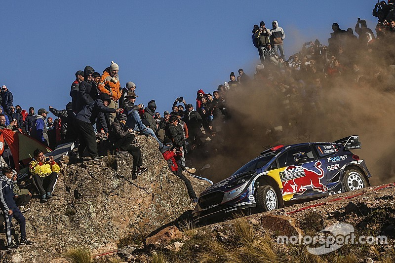 M-Sport ready to help Ogier with team orders