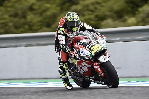 Cal Crutchlow: In Jerez als Testfahrer zu Platz drei